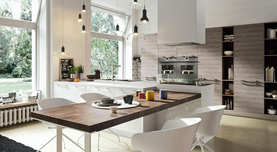 Cucine moderne e cucine classiche a prezzi di fabbrica consorzio produttori arredamenti - Cucine componibili moderne prezzi ...