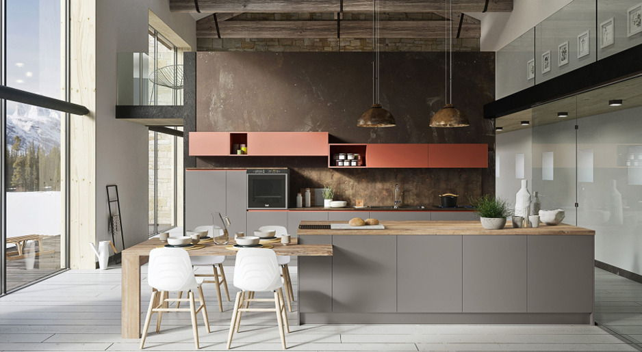 Cucine moderne e cucine classiche a prezzi di fabbrica for Cucine bellissime moderne