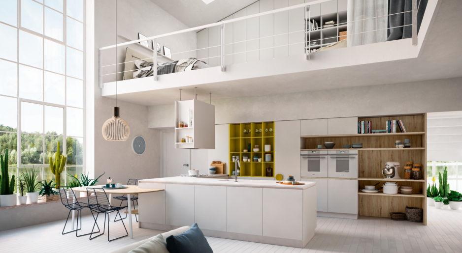 Cucine moderne e cucine classiche a prezzi di fabbrica consorzio produttori arredamenti - Foto cucine moderne ...